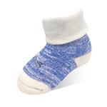 新生兒寶寶襪-冰藍-6雙